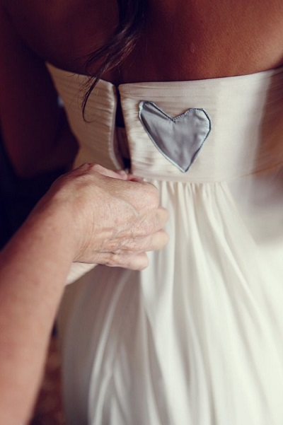 something-old-handkerchief-sewn-into-wedding-dress